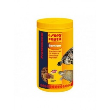 Sera Reptil Professional Carnivor 1000 ml