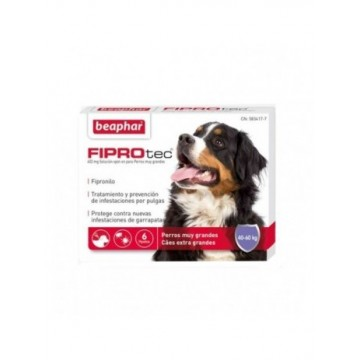 FIPROTEC PERRO EXTRA GRANDE 40-60kg -3 PIPx 4,02ML