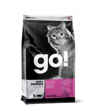 Go! Daily Defence Chicken Cat 1,8kg