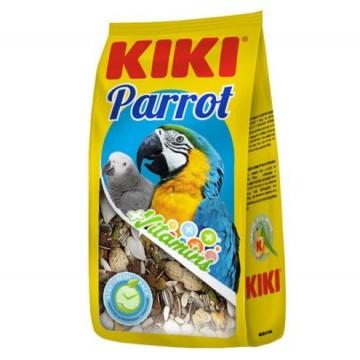 Kiki Bolsa Alimento Loros-Cotorras 600gr