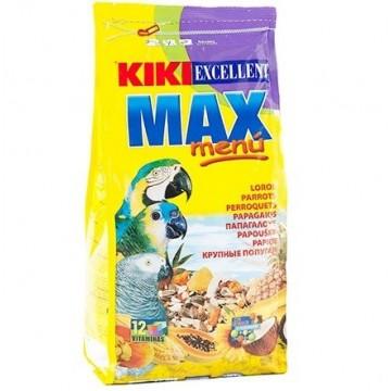 Kiki Max Menu Loros Y Cotorras 1kg