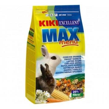 Kiki Max Menu Conejos Enanos Bolsa 5kg