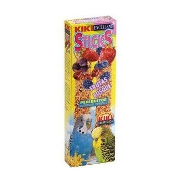 Kiki Sticks Periquitos Con Miel Paquete 2 Uds