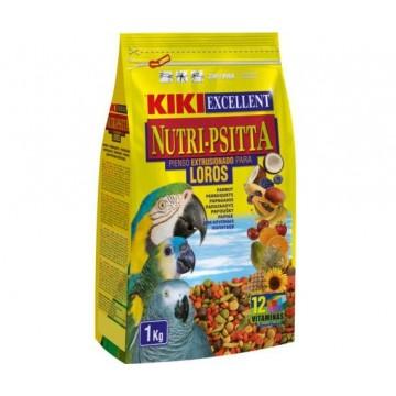 Kiki Nutri-Psitta Para Loros 1kg