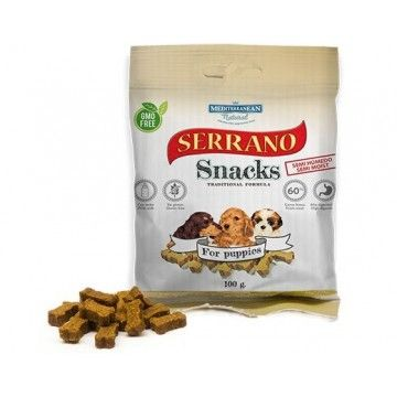 Serrano Snack Cachorros 100 grs caja 12 uds