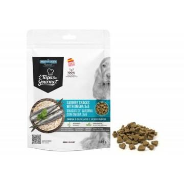 Tapa Gourmet Dog Sardina 190 grs caja 12ud