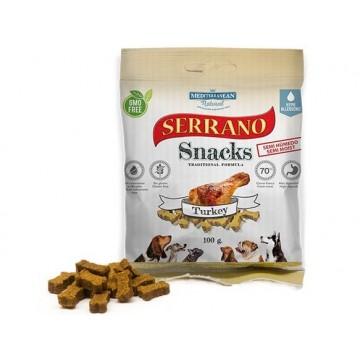 Serrano Snack Pavo 100 grs caja 12 uds