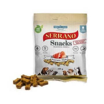 Serrano Snack Jamón 100 grs caja 12 uds