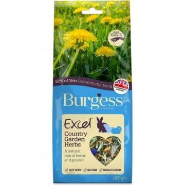 Burgess Excel Snack Flores 120gr