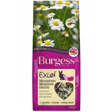 Burgess Excel Snack Hierbas Aromáticas 120gr