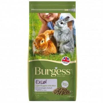 Burgess Excel Conejo Light 4Kg