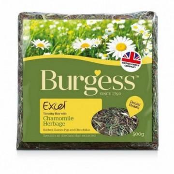 Burgess Excel Heno Manzanilla 500 gr
