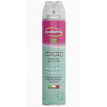 Inodorina Spray Desodorante Musgo Blanco 300 ml