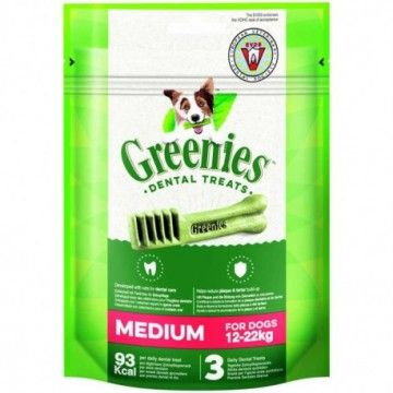 Greenies Medium Bolsa 3 unds 85 grs