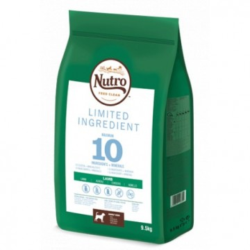 Nutro Limit Ingredient Adult Med Cordero 1,4 kg
