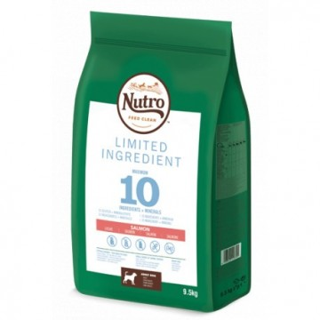 Nutro Limit Ingredient Adult Med. Salmón 1,4 kg