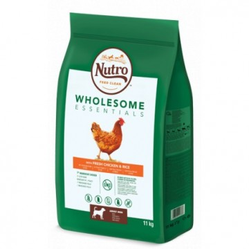 Nutro Wholesome Adult Med Pollo 11 kg