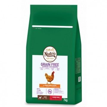 Nutro Grain Free Adult Mini Pollo 1,4 kg