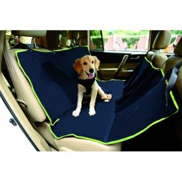 Cubreasientos Coche Impermeable Azul 142 x 142 cm