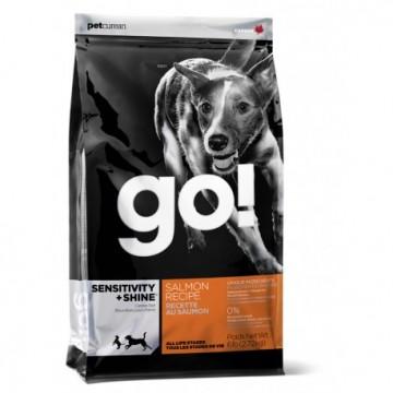 Go! Sensitivity + Shine Salmón Dog 11,3 kg