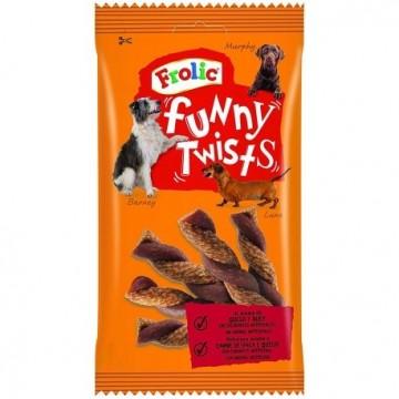 Frolic Snack Twist 10 und x 140 gr