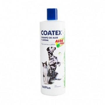 Coatex Champu Aloe y Avena 500ml