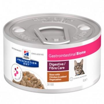Hills Diet Feline Gastro Biome Lata 24 x 82gr