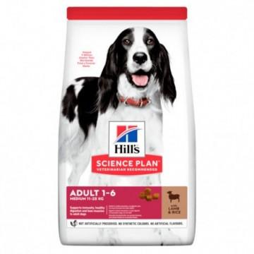 Hills Adulto Cordero Arroz 2,5 kg