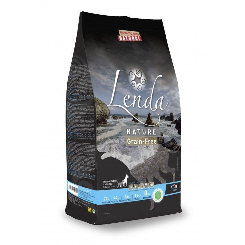 Lenda Nature Grain Free Atún  3kg