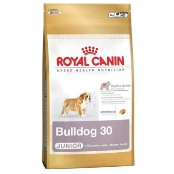 Royal Canin Bulldog Junior 30. 3 kg