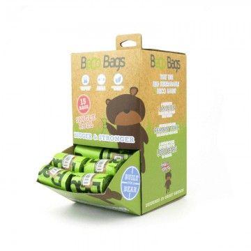 Beco Expositor 64 rollos x 15 bolsas higiénicas