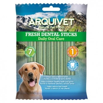 Fresh Dental sticks (bolsa 7ud.)