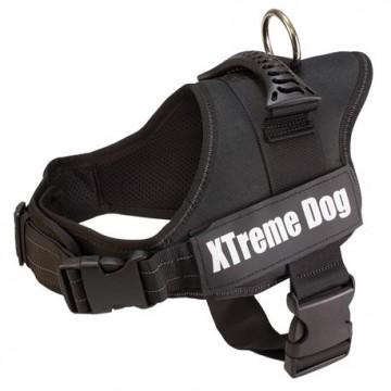 Arnés Xtreme Dog Negro XS (44-57cm)