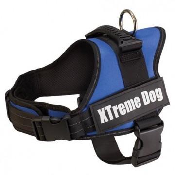 Arnés Xtreme Dog Azul XS (44-57cm)