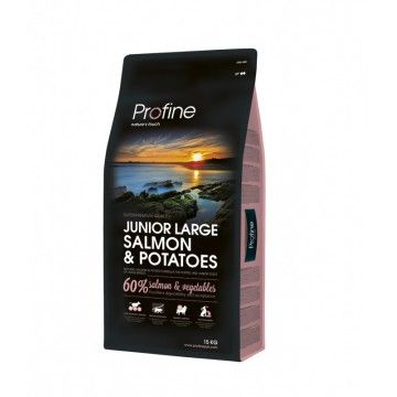 Profine Junior Large Salmón