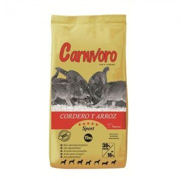 Carnívoro Sport Cordero y...