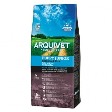 Arquivet Dog Puppy Junior 15 kg