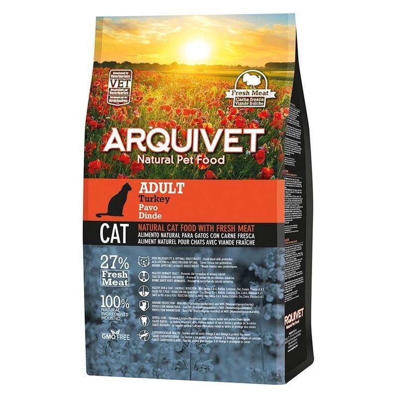 Arquivet Cat Adult Turkey 1,5 kg