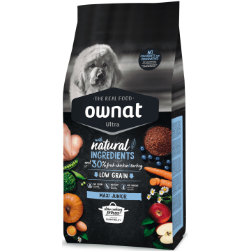 Ownat Ultra Maxi Junior 14 kg