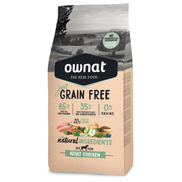 Ownat Just Grain Free Adult...