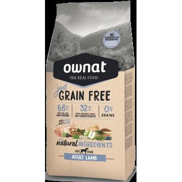 Ownat Just Grain Free Adult Lamb 14 kg