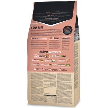 Ownat Just Grain Free Salmon & Sea Food 14 kg