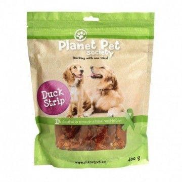 Planet Pet Snack Tiras Pato...
