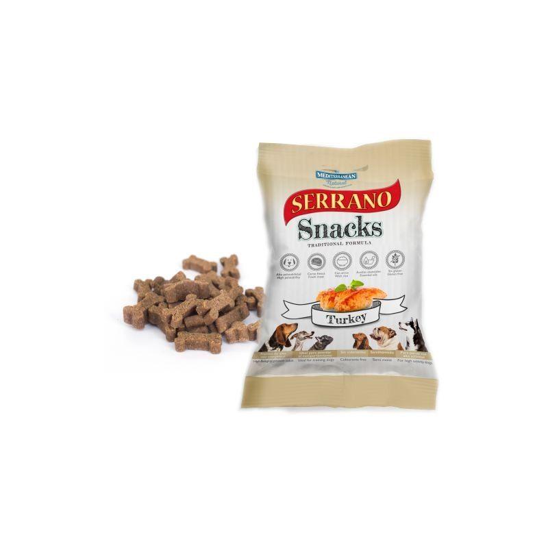 Serrano Snack Pavo 100 grs
