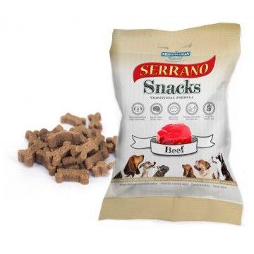 Serrano Snack Buey 100 grs