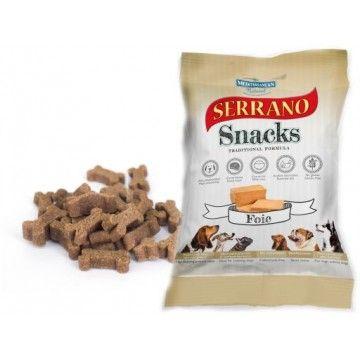 Serrano Snack Hígado 100 grs