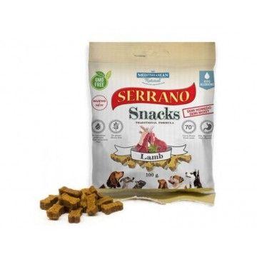 Serrano Snack Cordero 100 grs