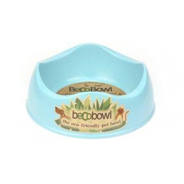 Comedero Ecológico Beco Bowl Azul