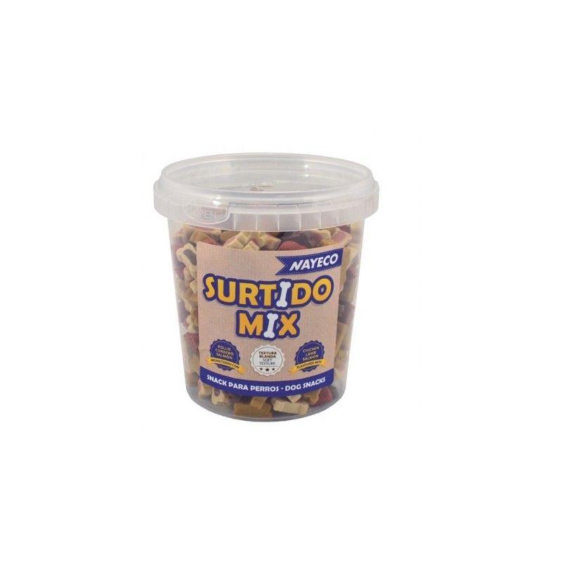 Nayeco Surtido Mix Snacks Para Perros 500 gr