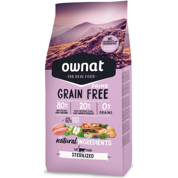 Ownat Cat Prime Grain Free...